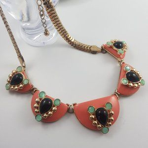 🌈 Stunning artistic necklace
